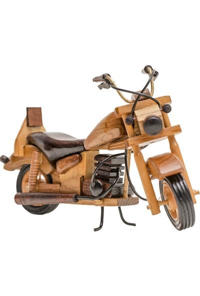 Ahşap Motor - DK013