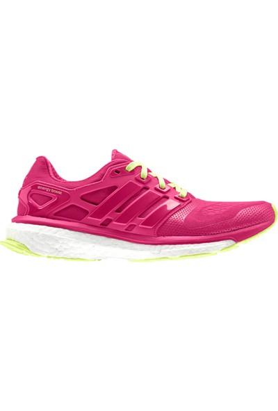 new product 15641 3b711 Adidas Energy Boost Esm Koyu Pembe Kadın Koşu Ayakkabısı ...