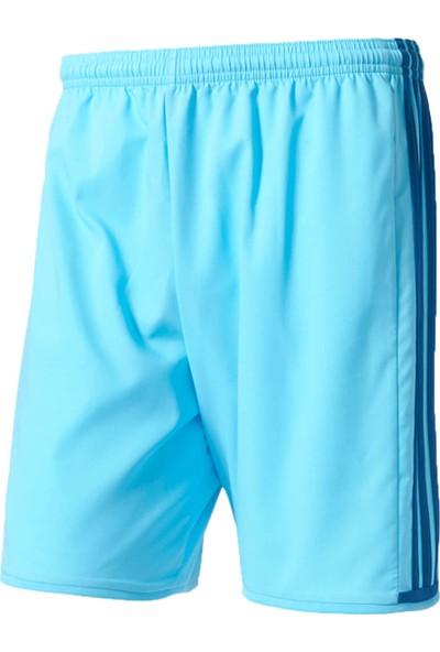 Adidas Condi 16 Sho Açık Mavi Erkek Şort