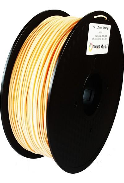 Filament Dünyası Ten Rengi PLA 3D Yazıcı Filamenti 1.75 mm - 1 kg