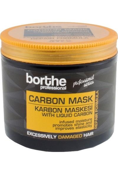 Borthe Karbon Saç Maskesi 500 ml