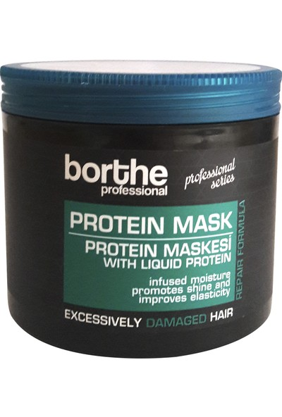 Borthe Protein Maskesi 500 ml