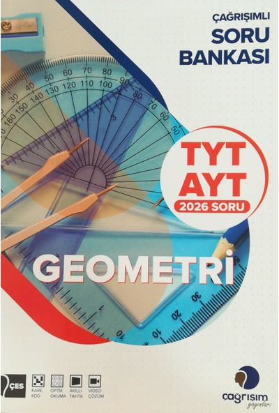 Çağrışım Yayınları Tyt Ayt Geometri Çağrışımlı Soru