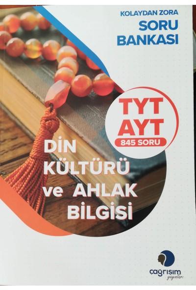 Çağrışım Yayinlari Tyt Ayt Di̇N Kültürü Ve Ahlak Bi̇Lgi̇Si̇ Soru Bankası