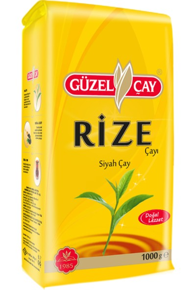 Güzel Çay Rize 1000 gr