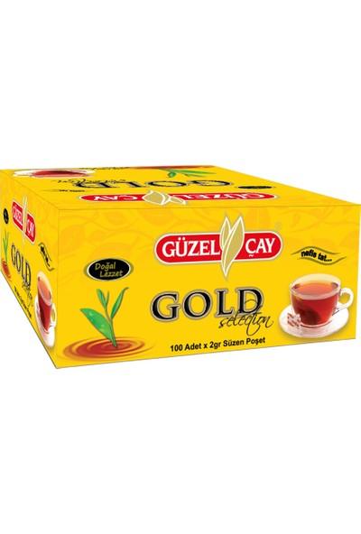 Güzel Çay Gold Celection 2gr 100' lü