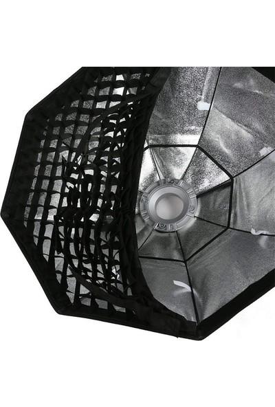 Godox Sb-Fw-120 Grid'Li Octagon Softbox ( 120Cm Bowens )