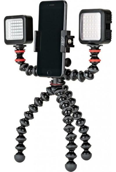 Joby Gorillapod Mobile Rig (Siyah/Gri)