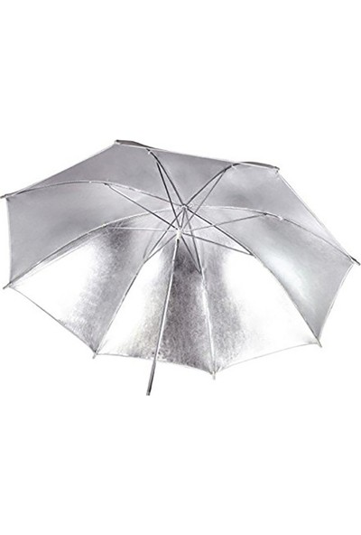 """Godox Ub-001 33"""" 84Cm Gümüş Şemsiye"""