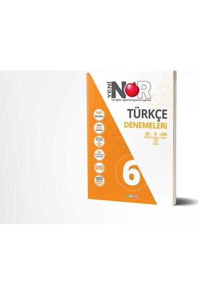 Nar 6. Sınıf Türkçe 20'Li Deneme