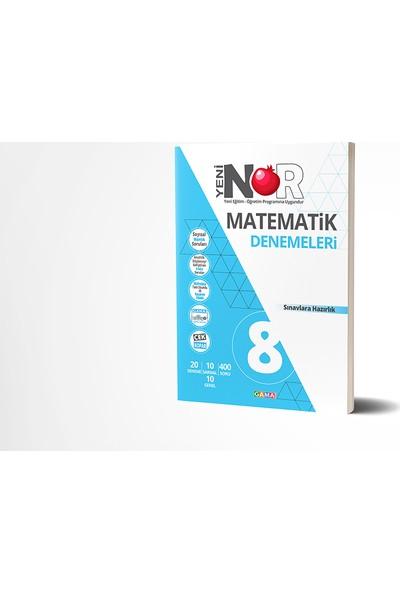 Nar 8. Sınıf Matematik 20'Li Deneme