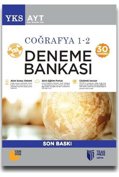 Teas Ayt Coğrafya 1-2 30'Lu Deneme Bankası