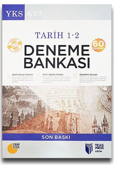 Teas Ayt Tarih 1-2 60'Lı Deneme Bankası