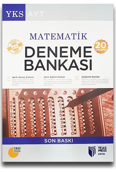 Teas Ayt Matematik 20'Li Deneme Bankası