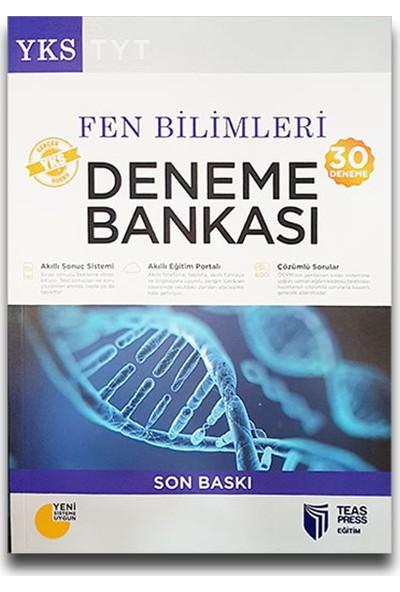 Teas Tyt Fen Bilimleri 30'Lu Deneme Bankası