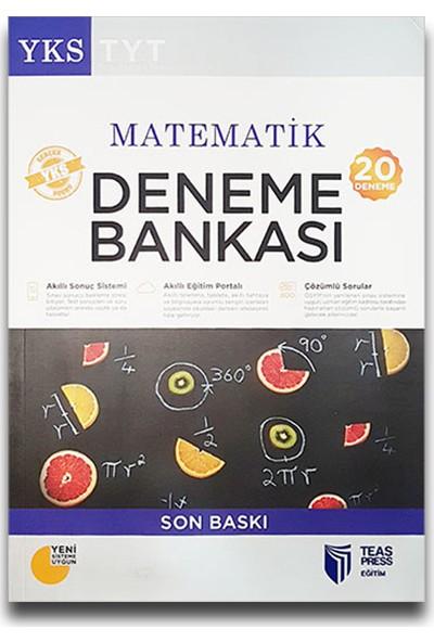 Teas Tyt Matematik 20'Li Deneme Bankası