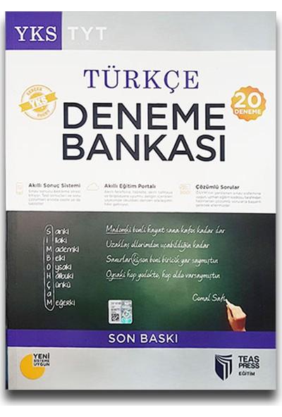 Teas Tyt Türkçe 20'Li Deneme Bankası