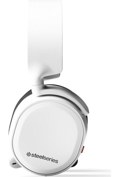 SteelSeries Arctis 3 Beyaz (2019 Edition) Oyuncu Kulaklık