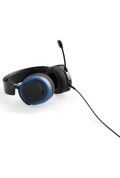 SteelSeries Arctis 5 Siyah (2019 Edition) RGB Oyuncu Kulaklık