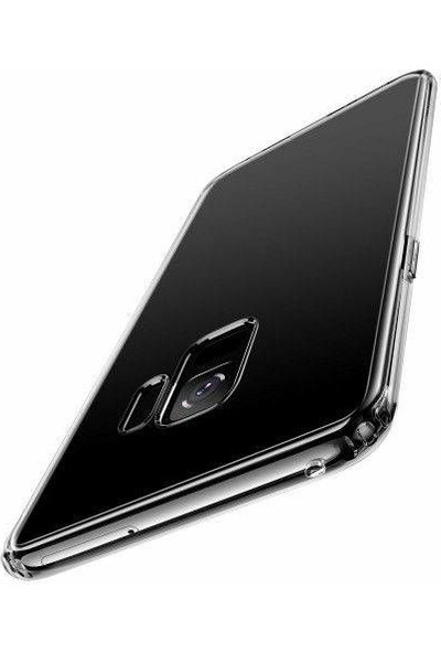 TeknoArea Samsung Galaxy S9 Ultra İnce Silikon Kapak 0.2 mm
