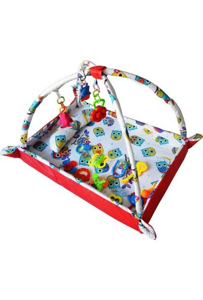 Hupim Pamuklu Hopim Bebek Oyun Halı Ve Çocuk Alanı