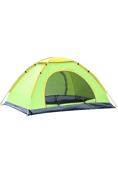 Tam Otomatik Kamp Çadırı 6 Kişilik