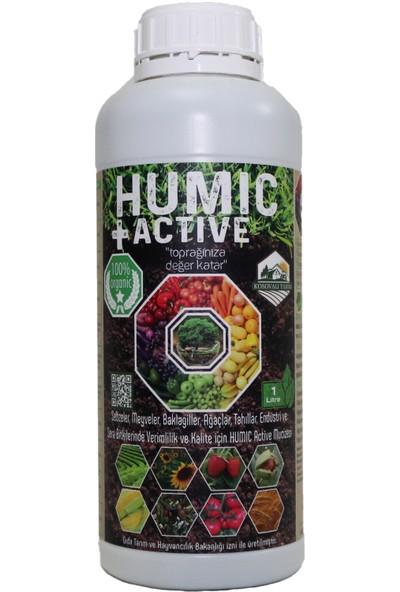 Humic Active Basic Organik Gübre 1 Litre