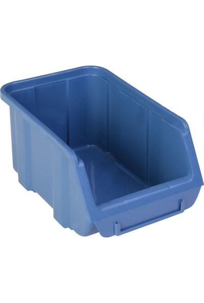 Sembol Plastik A150 Mavi Plastik Avadanlık