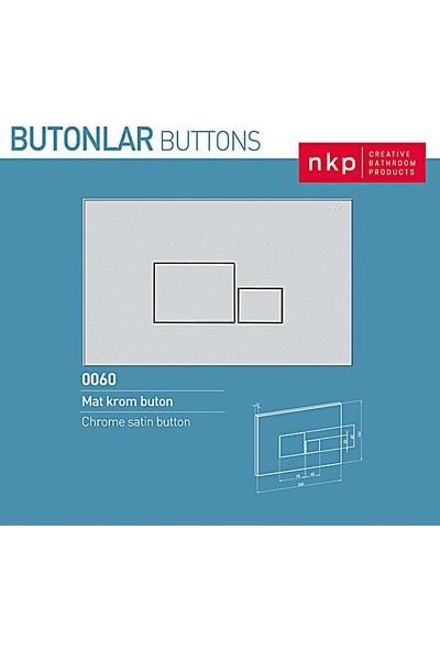 Nkp | Mat Krom Buton 3/6 Lt. -0060-