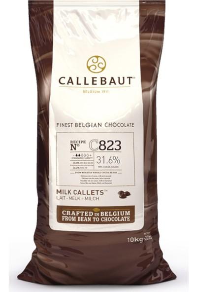 Callebaut Sütlü Damla Çikolata C823 (10 kg)