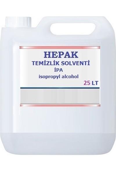 Hepak Mb İzopropil Alkol Ipa Temizlik Solventi 25 Lt