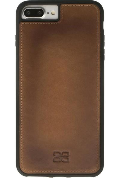 Bouletta Apple iPhone 7/8 Plus Double Zip Magic Wallet Kılıf - RST2EF