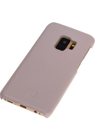 Bouletta Samsung Galaxy S9 Ultimate Jacket Telefon Kılıfı - Flm17 Pembe