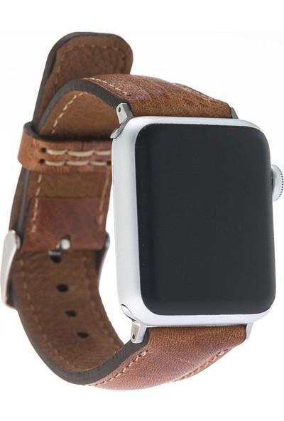 Bouletta Apple Watch Deri Kordon/Kayış - V18