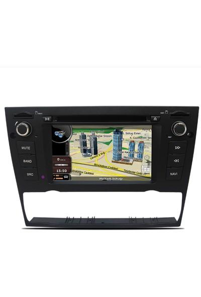 Navimate Bmw E90 Android Navigasyon Multimedya Tv Usb Oem