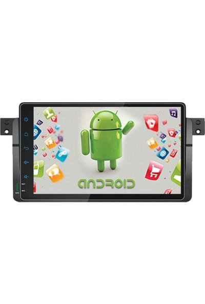 Navimate Bmw 3 Serisi E46 Android Navigasyon Multimedya Tv Usb Oem