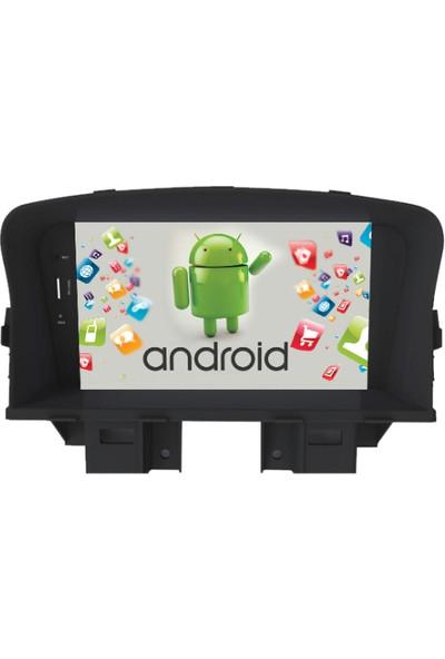 Navimate Chevrolet Cruze Android Navigasyon Multimedya Tv Oem