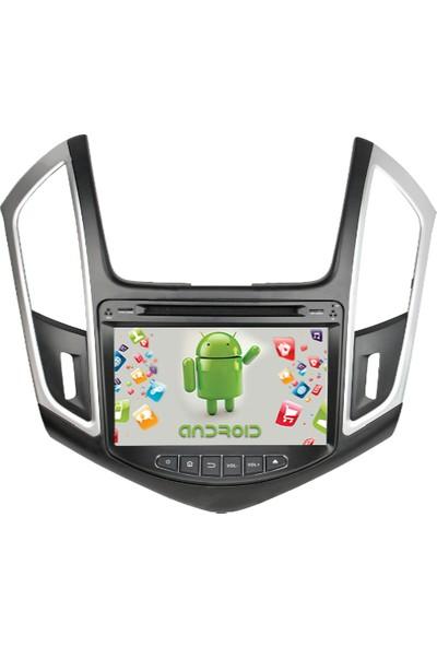Navimate Chavrolet Cruze Android Navigasyon Multimedya Tv Oem