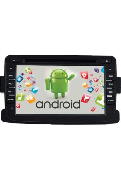 Navimate Dacia Duster Android Navigasyon Multimedya Tv Oem