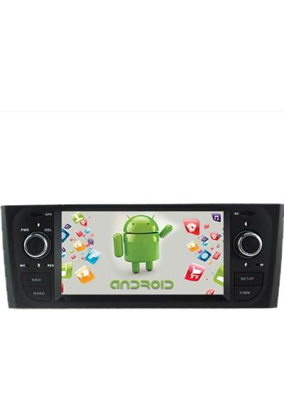 Navimate Fiat Linea 2007-2013 Android Navigasyon Multimedya Tv Oem