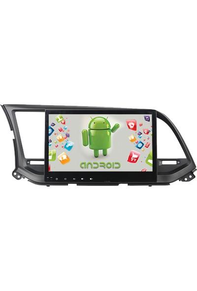 Navimate Hyundai Elentra Android Navigasyon Multimedya Tv Oem
