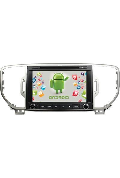 Navimate Kia Sportage Android Navigasyon Multimedya Tv Oem
