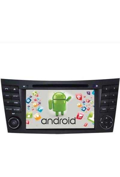 Navimate Mercedes E-G Cls Serisi Android Navigasyon Multimedya Tv Oem