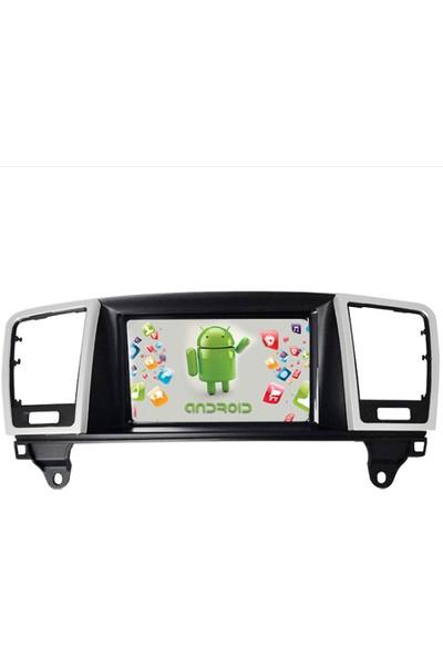 Navimate Mercedes Ml Serisi 2012-2015 Android Navigasyon Multimedya Tv Oem