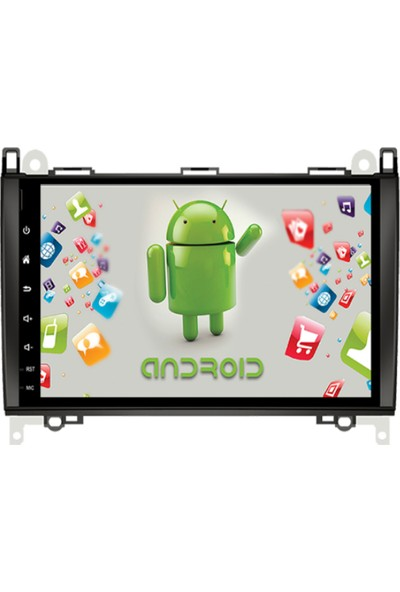 Navimate Mercedes Vito 2016 Android Navigasyon Multimedya Tv Oem