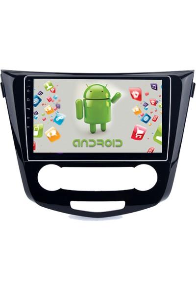 Navimate Nissan Quasqai 2014-2017 Android Navigasyon Multimedya Tv Oem