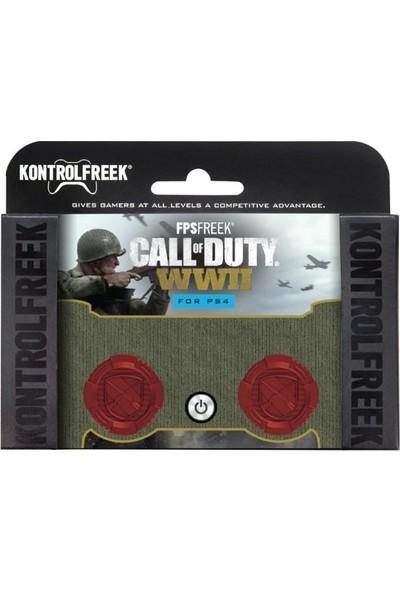 KontrolFreek FPS Freek Call Of Duty: WWII For Playstation 4