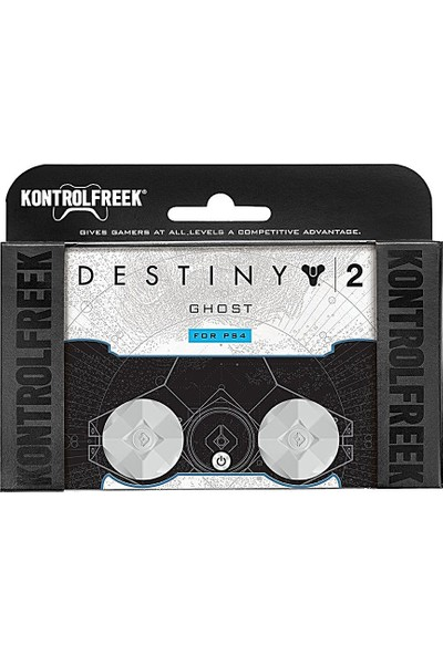 KontrolFreek Destiny 2: Ghost Performance Thumbsticks Ps4