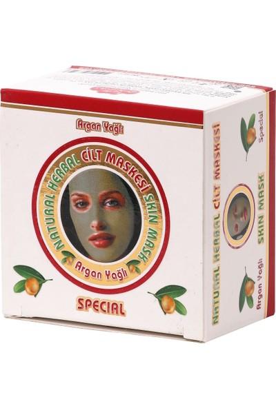 Akışık Akışık Argan Yağlı Cilt Maskesi 200 ml
