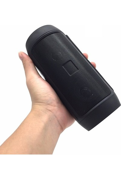 Btech Charge 2+ Ses Bombası Su Geçirmez Bluetooth Hoparlör Siyah
